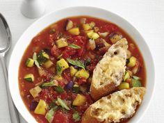 Ratatouille Soup Recipe : Food Network Kitchen : Food Network - FoodNetwork.com
