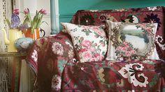 Van Asch cushions @Rachel R Van Asch