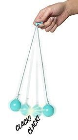 Clackers--designed to annoy everyone!