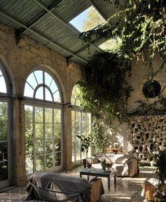conservatory, candlesticks, green garden, garden gates, belgium, windows, ceilings, hous, sunroom