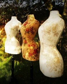 DIY Dress forms -simple