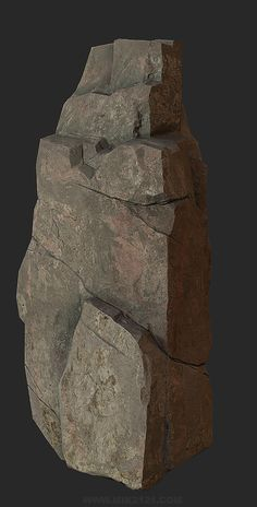 Rawk - Post any rocks you make here! - Page 4 - Polycount Forum