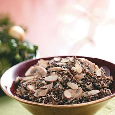 Company Wild Rice Recipe