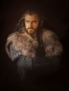 Thorin Oakenshield by euclase.deviantart.com on @deviantART