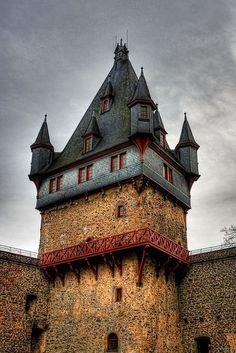 Castle Romrod in Hessen, Germany