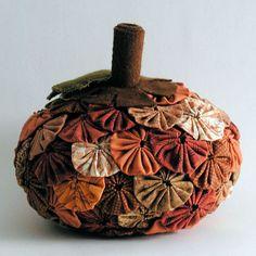 yoyo pumpkin :) LOVE THIS !!!