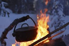 Dutch Oven Cooking How To & Recipes