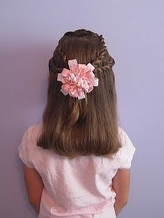 another great site about hairstyles for little girls