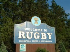 Did you know that flags of the U.S., Mexico & Canada fly at the monument of the geographic center of North America in Rugby? Find out more: http://www.uhaul.com/SuperGraphics/87/1/Venture-Across-America-and-Canada-Modern/North-Dakota/Welcome-to-Rugby-North-Dakota#