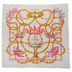 Check out this item at One Kings Lane! Hermès Le Sacre du Printemps Scarf