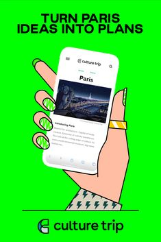 Capture and share Paris travel plans    #culturetrip #paris #paristravelplans #pariscityguide #pariswishlist #pariswithfriends #forcurioustravellers