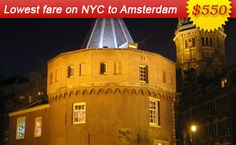 Air Fares & Flight Ticket Booking to and from Amsterdam - Book Cheap Flights Tickets to Amsterdam with AirFareMall.Com. We offer Great airfare deals on International and Domestic Flight Bookings. de amsterdam, amsterdam de