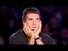 Susan Boyle wows Simon Cowell & Crew