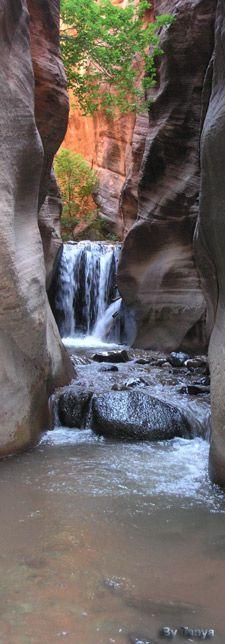 Kanarra Creek Canyon, Utah