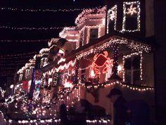 Baltimore MD Christmas Lights