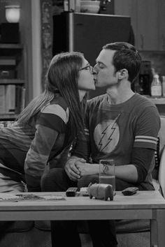 amy farrah fowler and Sheldon