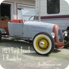 1927! What a beauty. #classiccars #vintagecars #Vancouver.