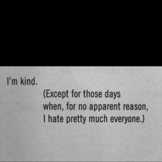 Everyone has these days!