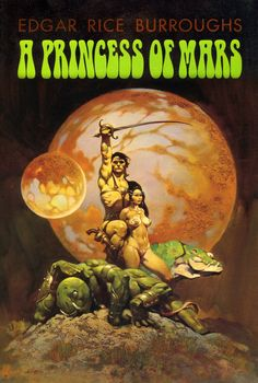 the Frank Frazetta cover