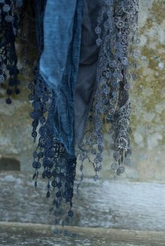 indigo, patina, color schemes, antique lace, colors, scarves, french blue, fring, blues