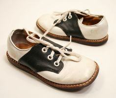 These are a trip down memory lane. . .1970's child wore...and LOVED her saddle shoes!!!