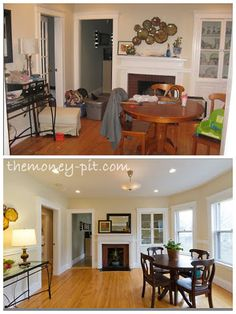 Home Staging 101: Examples of Befores and Afters in all types of rooms, as well as how to get good photos for your MLS listing to get more buyers in the door!
