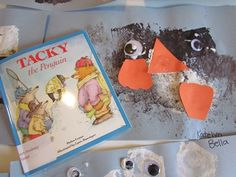classroom fun, penguin preschool, preschool activ, penguin books, winter idea
