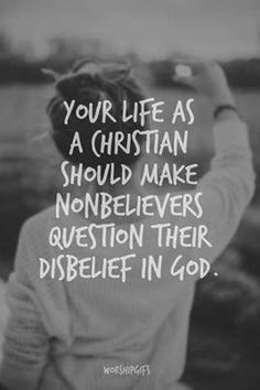 Christian Life...