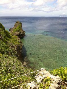 Maeda Point, Okinawa, Japan. I live right across the road!!