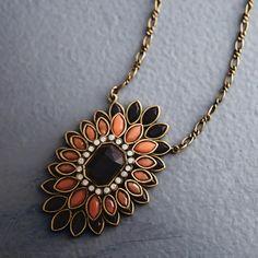 Talya Pendant Necklace / Craft by World Market