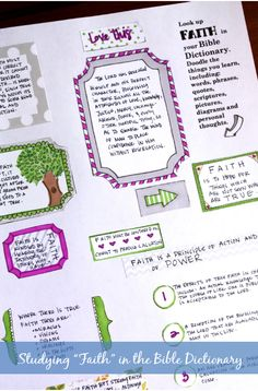 Young Women personal progress doodle book - so creative and fun!
