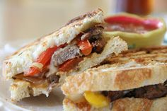 Dinner Tonight: Mexican Paninis