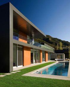 CALIFORNIA DREAM HOMES: Lima Residence in Calabasas, California. 11/2/2012 via @Freshome