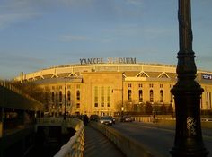 Yankee Stadium is an absolute must see!!  Our goal is actually to go to every major league baseball field.