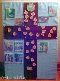 Very neat Lent idea. Could I possibly have something similar ready for Lent 2013??? Maybe??