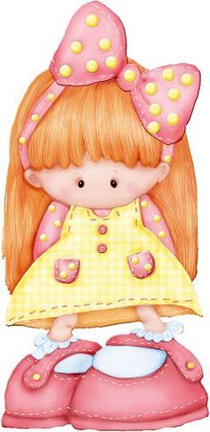 imagenes de muñecas bonitas para imprimir - Imagenes y dibujos para imprimirTodo en imagenes y dibujos