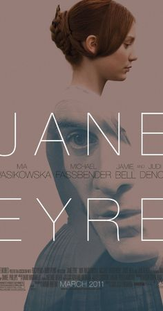 Jane Eyre (2011) - Clean, interesting, beautifully dark. Mia W. plays Jane so quietly loud - the caged bird with so much potential shines in her eyes. Fassbender grates and loves and barks and restrains in a way you don't want to take your eyes off him. Amelia Clarkson, who plays the young Jane is incredible. Movie flew by in the best way possible. ~ Kim Bongiorno @LetMeStartBySaying