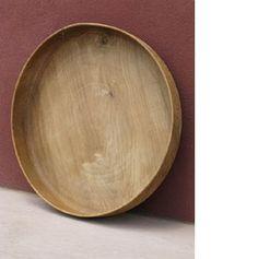 Ernst Gamperl  Ancient Oak Flat Bowl