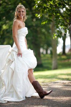The Texas Bride.