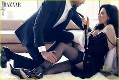 The Good Wife Photo: Julianna Harper's Bazaar Shoot