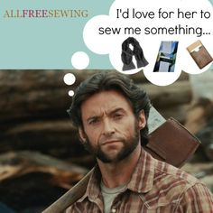5 Sewn Gifts for Men This Valentine's Day