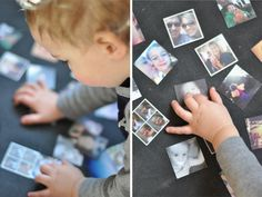 Turn photos into magnets. | 20 Non-Scrapbook Ways To Remember Your Vacation Forever
