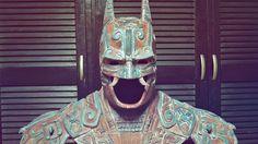 Ancient Mayan Batman by Kimbal