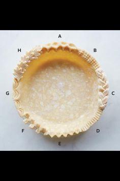 Martha Stewart pie crusts