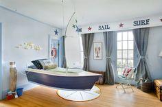 cool bed idea