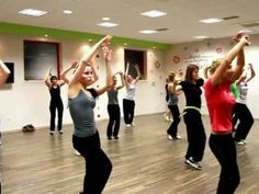 Zumba fitness with Karin Velikonja - Tacatà
