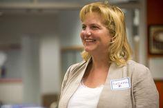 Alumni Palmer Mayor DeLena Johnson