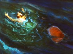 Jonah and the large fish When Jonah runs away rather than go to Nineveh he is swallowed by a great fish.Jonah 1 - 3 34 free visuals