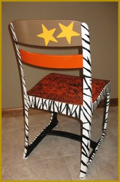 """""""star student"""" of the week chair"""