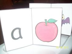 ABC letter sound cards... Matching letters to sounds
